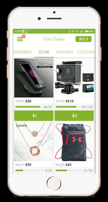 onedollar app mobile